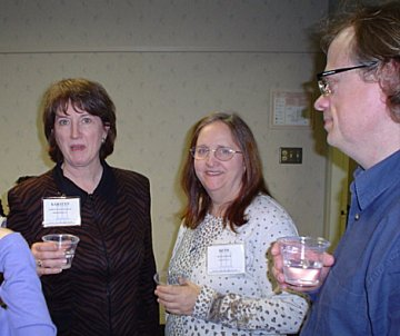 Karalyn Kavanaugh, Beth Poisson & Tim Lammers